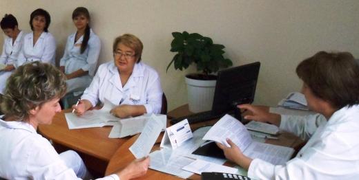 В павлодаре накануне дня столицы открылась новая поликлиника