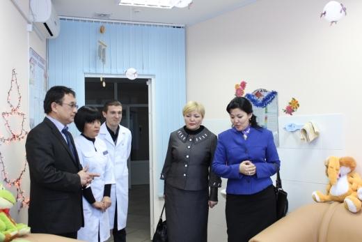 22 августа 2012 года в поликлинике 4 гпавлодара был проведен семинар для врачей и медсестер терапевтического